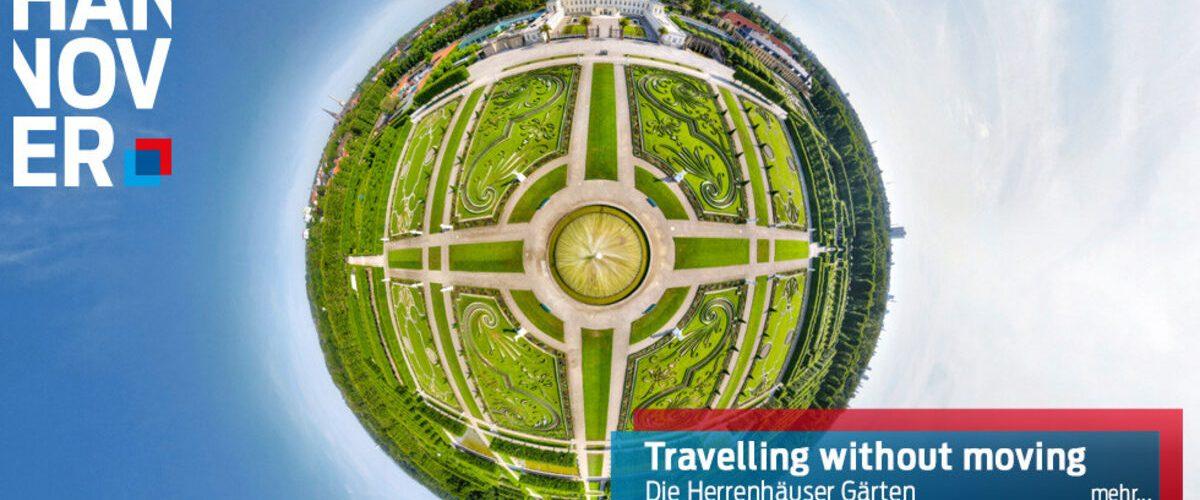 Matkustaminen liikkumatta - Eurooppa matkustaa Hannoveriin