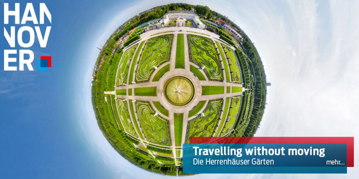 Travelling without moving – Europe travels to Hannover