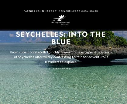 Сейшельські острови починають пригоди з National Geographic