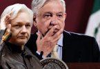 Meksika siūlo prieglobstį ir apsaugą Julianui Assange'ui