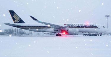 خطوط هوایی سنگاپور خدمات سنگاپور - مسکو را مجدداً راه اندازی می کند