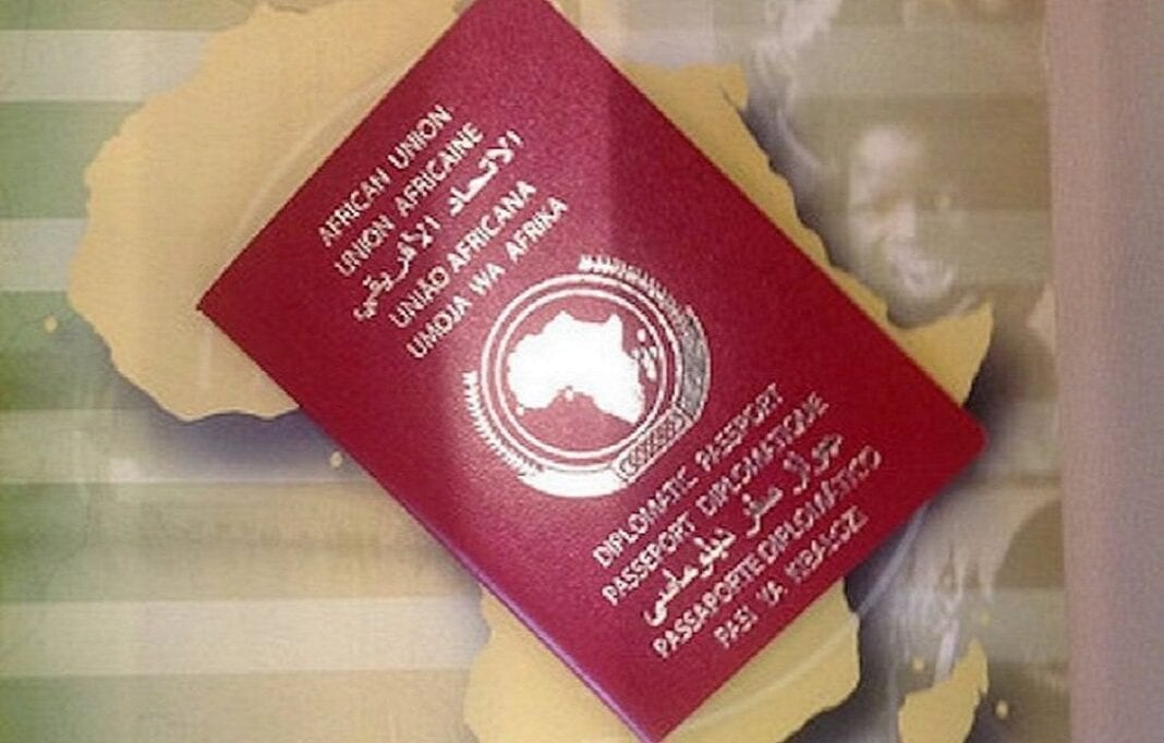 Africa is set to roll out its Single Passport this year