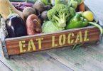 Το φαγητό σε τοπικό επίπεδο είναι το: 2021 Καλύτερες πόλεις για το όνομα των locavores
