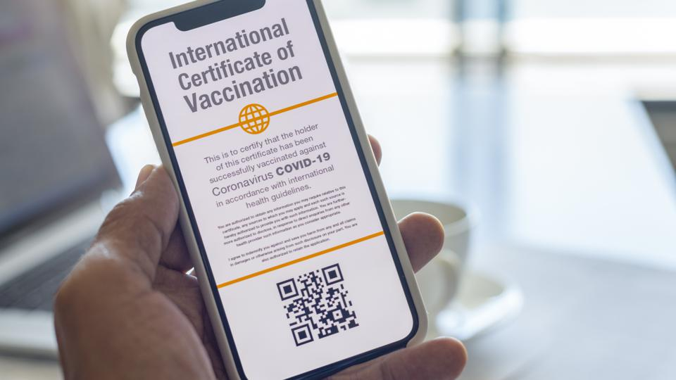 IATA oferece suporte ao certificado de vacinação digital COVID-19 da UE