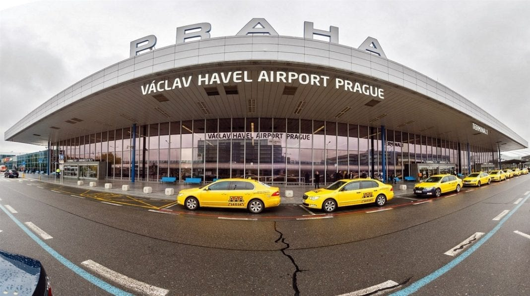 Prague Airport handled nearly 3.7 million passengers in 2020