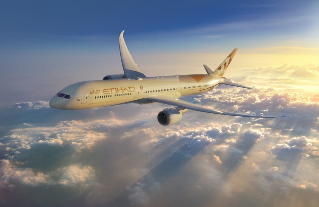 एतिहाद एयरवेज ने अबू धाबी से दोहा तक यात्री उड़ानों को फिर से शुरू किया