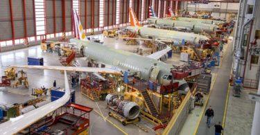 Airbus opdaterer A320-produktionshastigheder som reaktion på markedsmiljøet