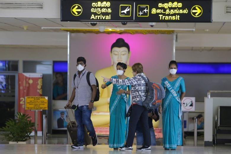 Sri Lanka lista para recibir turistas extranjeros