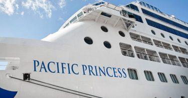 パシフィックプリンセスがプリンセスクルーズの艦隊を去る