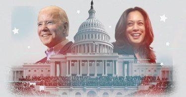 ARC مراسم تحلیف رئیس جمهور جو بایدن و معاون رئیس جمهور كاملا هریس را به آنها تبریک می گوید