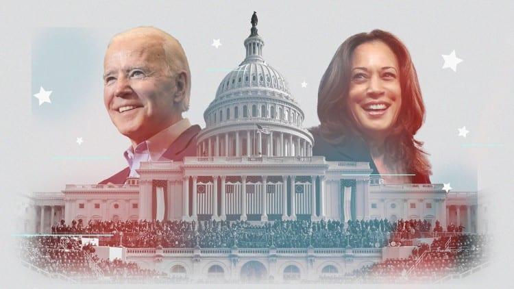 ARC mengucapkan tahniah kepada Presiden Joe Biden dan Naib Presiden Kamala Harris atas pelantikan mereka