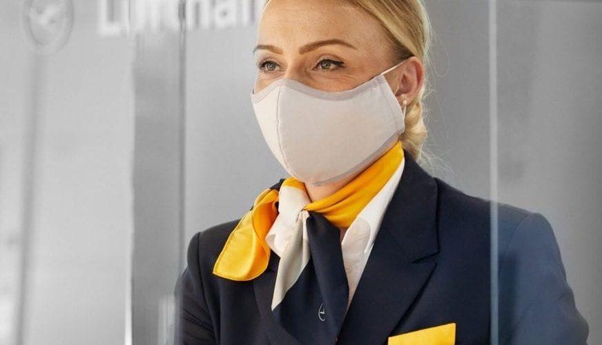 لوفتھانسا گروپ ایئر لائنز ماسک کی ضرورت کو ایڈجسٹ کرتی ہیں