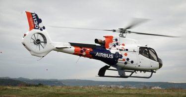 Η Airbus παρουσιάζει το ελικόπτερο Flightlab