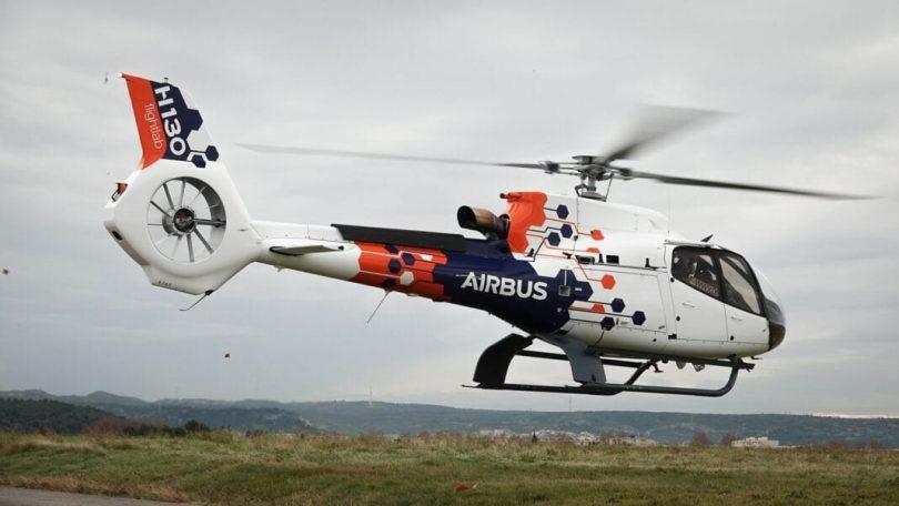 एयरबस ने अपने हेलीकॉप्टर फ्लाइटलैब का खुलासा किया