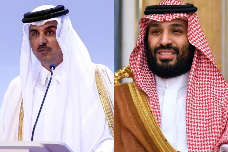 Saudi Arabia and Qatar end dispute, reopen borders