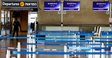 Izrael uzavírá letiště Ben Gurion a zastavuje všechny lety cestujících