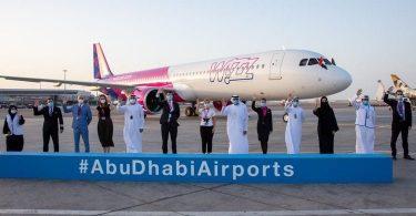 پرتاب ابوظبی Wizz Air رقابت کم هزینه مورد نیاز را فراهم می کند