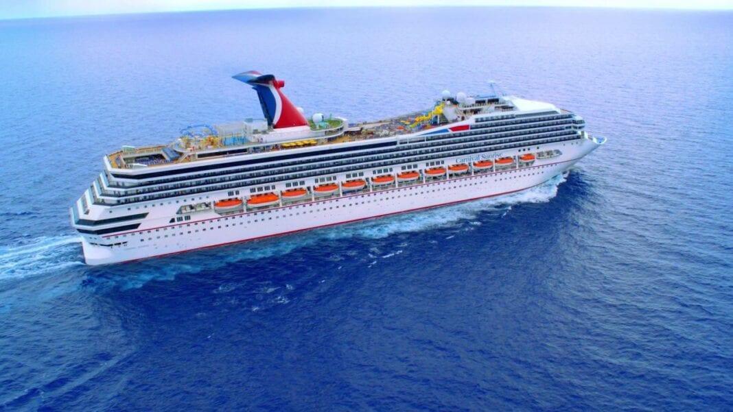 Carnival Cruise Line lança planos adicionais de implantação de frota