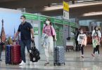 Rusia melanjutkan penerbangan penumpang dengan empat negara