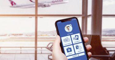 قطر ایرویز برنامه موبایل گذرنامه دیجیتال IATA Travel Pass COVID-19 را آزمایش می کند