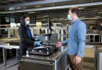 """""""Viaghjà in modu sicuru"""" via l'Aeroportu di Francoforte: TÜV Quality Seal riconfirmatu"""