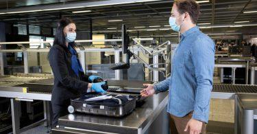 フランクフルト空港経由で「安全に旅行」:TÜV品質シールが再確認されました