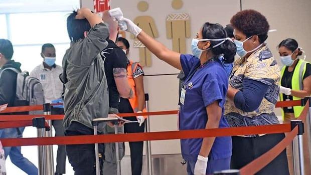 محدودیت های COVID-19 در فرودگاه بین المللی نادی فیجی همچنان برقرار است