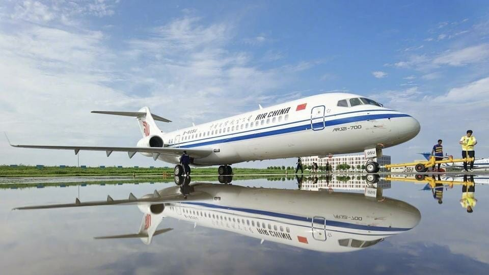 COMAC: Record 24 ARJ21 aircraft delivered in 2020