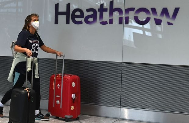 UK international travel facing a bleak future over next few months
