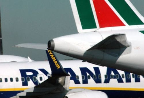 Ryanair-ITA challenge: Big airport slots at stake