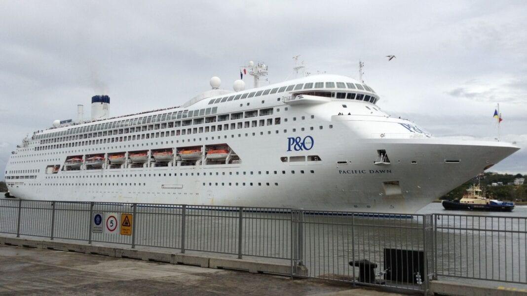 P&O Cruises Australia estende pausa de operações na Nova Zelândia