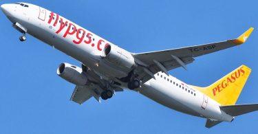 شرکت هواپیمایی پگاسوس ترکیه مسیر جدید خود را به کیشیناو ، مولداوی راه اندازی کرد
