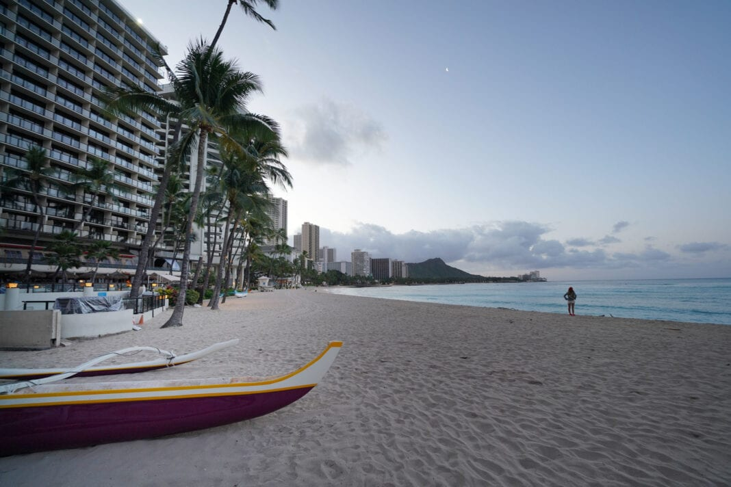 Hawaii tourism severely impacted by COVID-19 pandemic