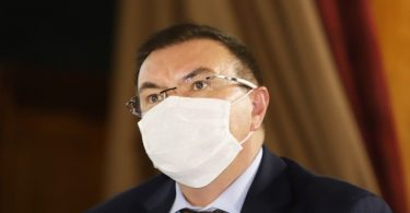 Il ministro della Salute bulgaro Kostadin Angelov