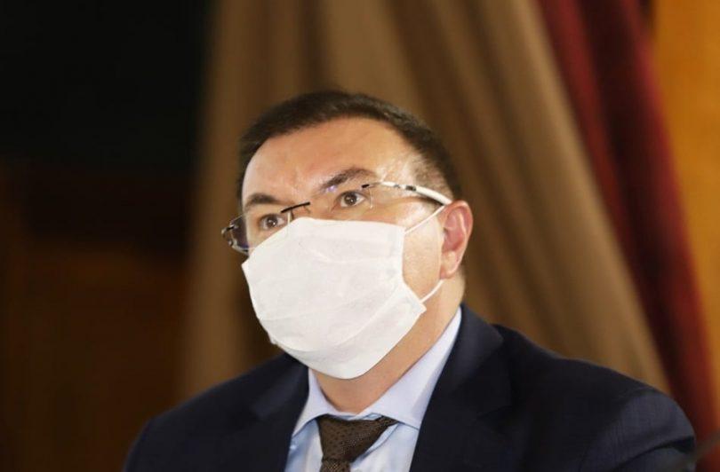 Minisitry ny fahasalamana Bulgaria Kostadin Angelov