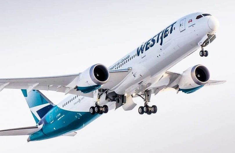 Կանադական կառավարության պահանջով WestJet- ը դադարեցնում է Մեքսիկայի և Կարիբյան ավազանի չվերթները