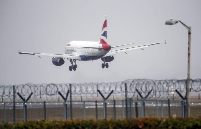 UK announces summer airport slot rules waiver extension