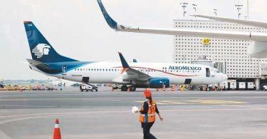 Aeromexico dia nifanaraka tamin'ny Unions