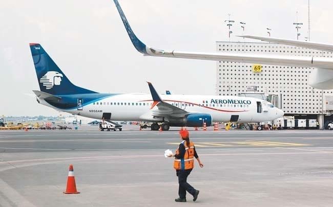 طيران المكسيك تتوصل إلى اتفاق مع النقابات