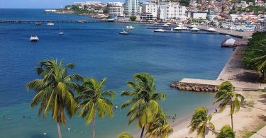 Martinique ke sebaka se hlahelletseng ka ho fetesisa lefatšeng