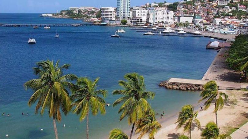 Martinique no nanondro ny toerana avo indrindra manerantany