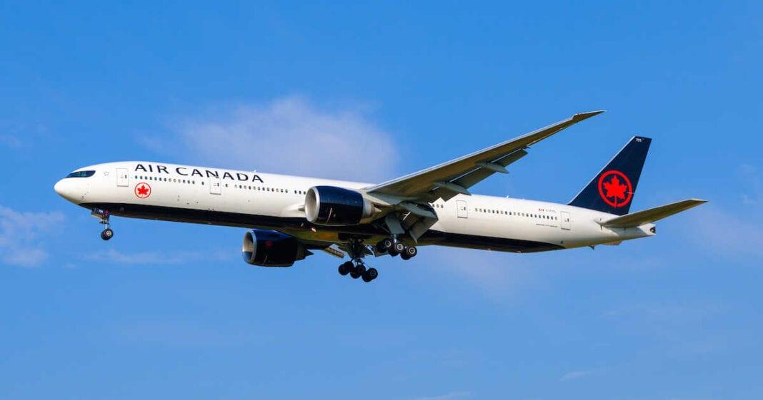 Air Canada suspends Mexico and Caribbean flights