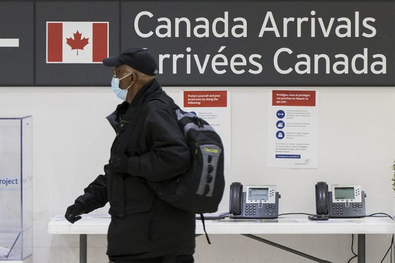 Canada announces further restrictions on international travel