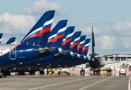 Russia's Aeroflot sharply reduces number of flights abroad
