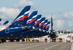 Ruslands Aeroflot reducerer antallet af flyrejser til udlandet kraftigt