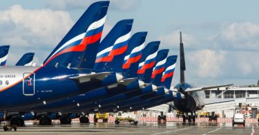 Ny Aeroflot an'i Russia dia mampihena be ny sidina any ivelany