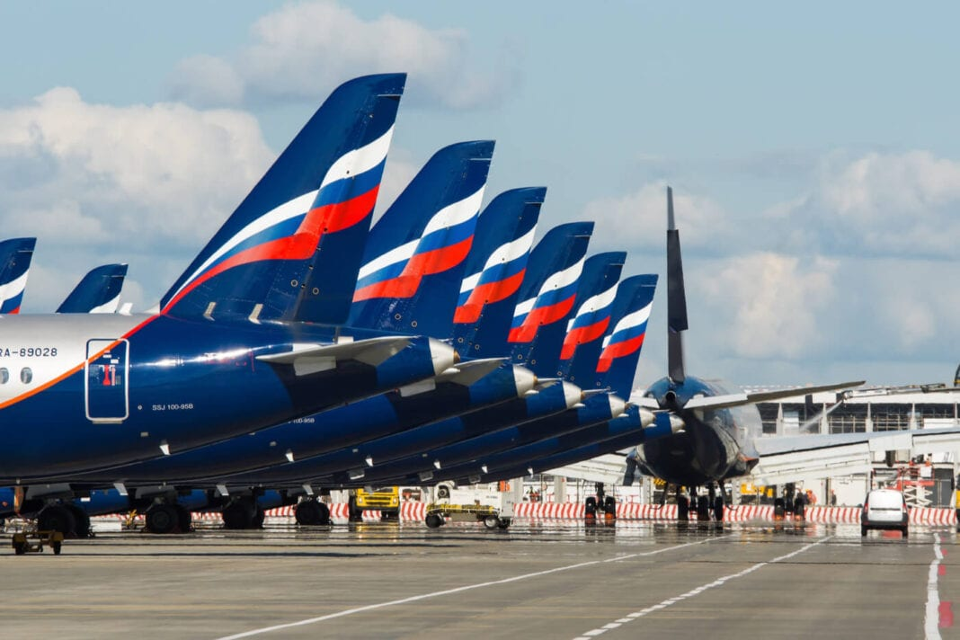 Ruský Aeroflot výrazne znižuje počet letov do zahraničia