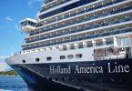 Loidhne Holland America a 'leudachadh stad ann an obair turais