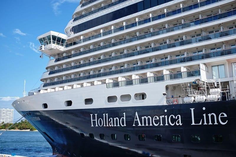 Holland America Line مکث را در عملیات سفر دریایی گسترش می دهد