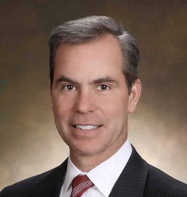 MGM Resorts International menamakan Ketua Pegawai Kewangan yang baru